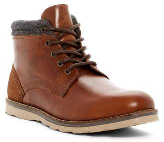 Crevo Geoff Leather & Wool Boot
