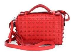 Tod's Gommino Micro Studded Leather Bag