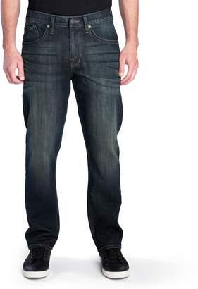 Rock & Republic Men's Midnight Stretch Straight-Leg Jeans