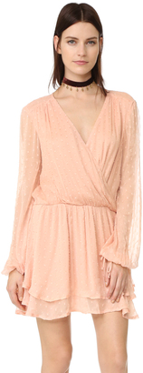 Free People Dahlia Mini Dress $148 thestylecure.com