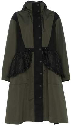 Sandy Liang turner ruffle coat