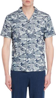 NATIVE YOUTH Oceanic Short Sleeve Shirt