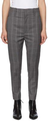 Etoile Isabel Marant Grey Noah Trousers