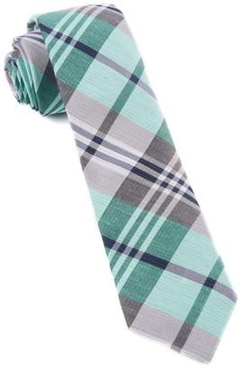 The Tie Bar Crystal Wave Plaid
