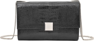 Hugo Boss Munich Flap-Cs Clutch $1,095 thestylecure.com