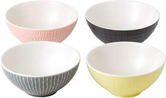 Royal Doulton Hemingway Design Cereal Bowl set of 4