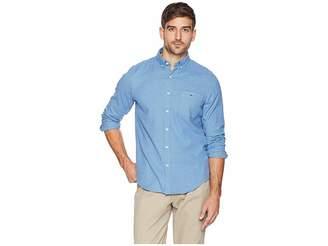Vineyard Vines Tradewinds Flannel Slim Tucker Shirt