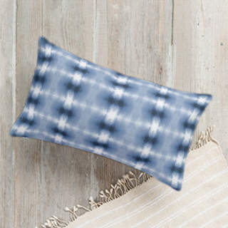 Catch A Wave Lumbar Pillow