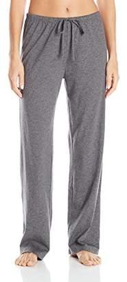 Jockey Women's Brushed Cotton Jersey Long Pant