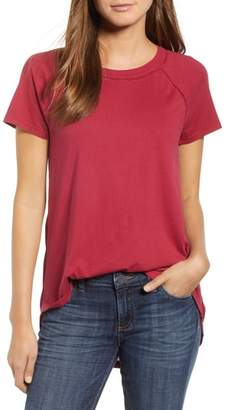 Caslon Lace Back Swing Tee