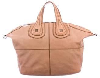 Givenchy Medium Leather Nightingale Satchel