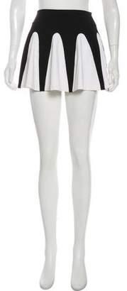 Aiko A-Line Mini Skirt