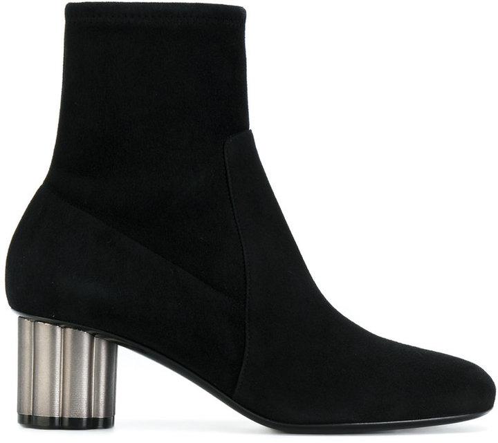 Salvatore Ferragamo Catania ankle boots