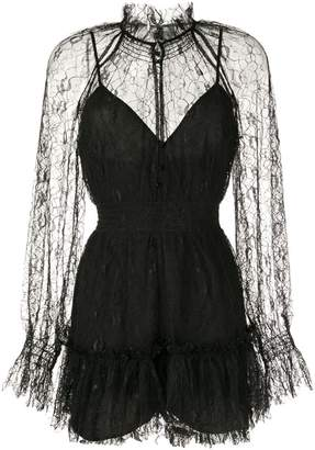 Alice McCall After Dark playsuit