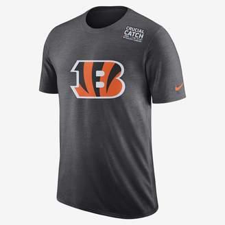 Nike Dri-FIT Crucial Catch (NFL Bengals) Men's T-Shirt