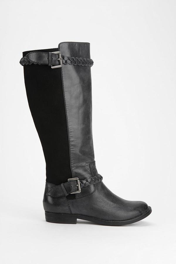 Ecote Tall Braid Boot 5