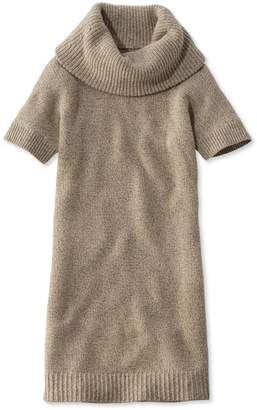 L.L. Bean L.L.Bean Signature Short-Sleeve Sweater Dress