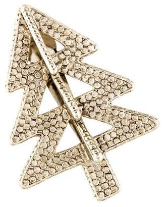 John Hardy Christmas Tree Dress Clip Silver Christmas Tree Dress Clip
