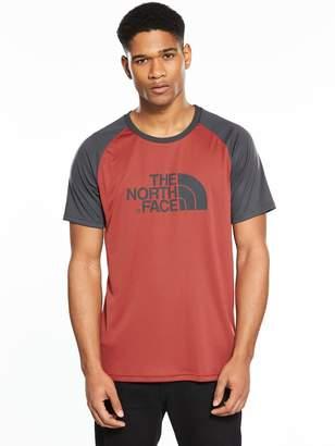 The North Face Short Sleeve Raglan T-Shirt