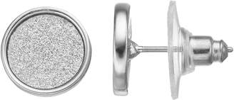 Lauren Conrad Round Stud Earrings