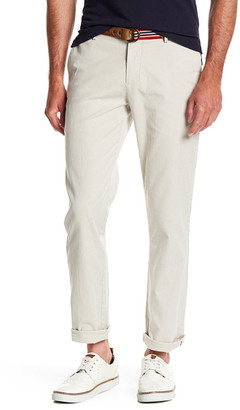 """Dockers Striped Slim Fit Tapered Pant - 32\"""" Inseam $88 thestylecure.com"""