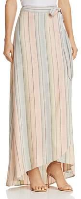 Show Me Your Mumu Siren Maxi Wrap Skirt - 100% Exclusive