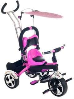 Lil' Rider Two-In-One Stroller Tricycle