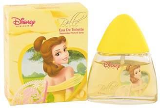 Disney Princess Belle by Eau De Toilette Spray 1.7 oz Women