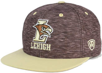 Top of the World Lehigh Mountain Hawks Energy 2-Tone Snapback Cap