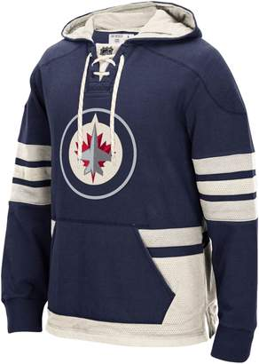 Reebok Winnipeg Jets CCM Pullover Hoodie