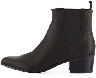 Dolce Vita Carlie Leather Gore Chelsea Booties