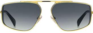 Givenchy Eyewear straight bridge sunglasses