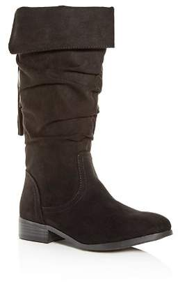Steve Madden Girls' JPerri Slouch Boots - Little Kid, Big Kid