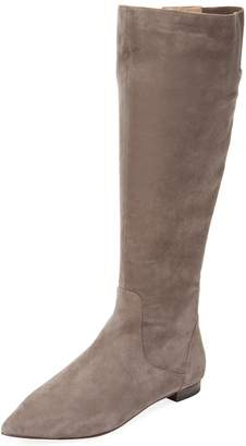 Maiden Lane Women's Pointed-Toe Tall Boot