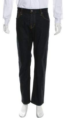Adriano Goldschmied Cropped Five Pocket Bootcut Jeans