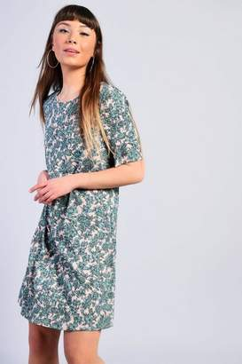 Glamorous **Floral Print T-Shirt Dress by Tall