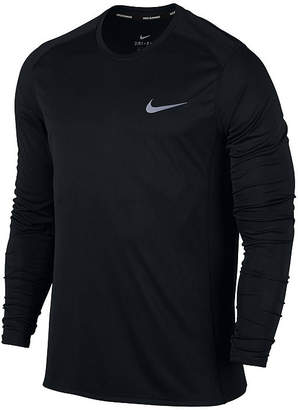 Nike Crew Neck Long Sleeve T-Shirt