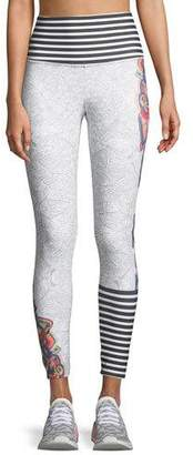 Onzie High-Rise Graphic Performance Leggings