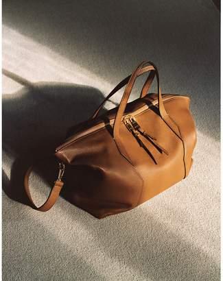 Sandro Yza zipped tote bag