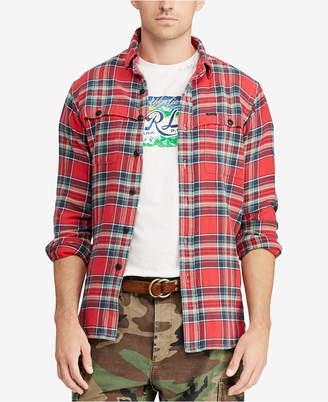 Polo Ralph Lauren Men Great Outdoors Classic Fit Plaid Shirt