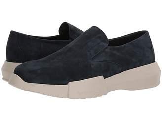 Giorgio Armani Suede Slip-On Sneaker
