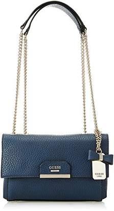 GUESS Women HWPB6683210 Handbag Blue Size: