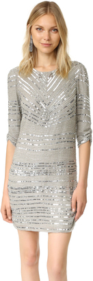 Parker Parker Black Petra Dress $428 thestylecure.com