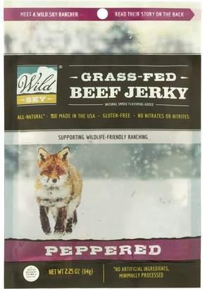 Wild Sky Jerky - Peppered - 2.25 oz