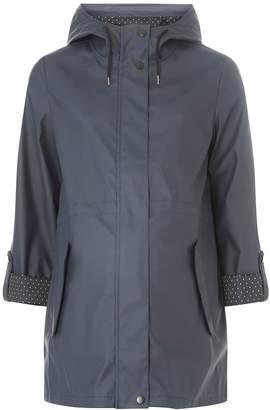 c9d9db8ded7ea Dorothy Perkins Womens **Maternity Navy Rain Coat