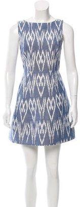 Alice + Olivia Sleeveless Mini Dress $85 thestylecure.com
