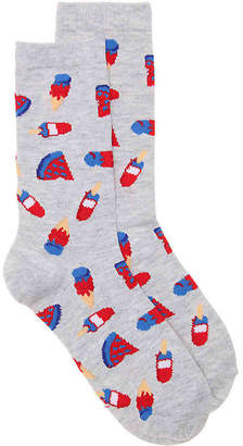 K. Bell Summer Crew Socks - Women's