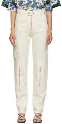 Gmbh GmbH White Anton Jeans