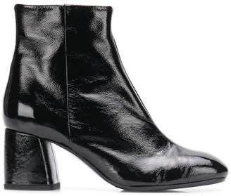 Fabio Rusconi varnish ankle boots