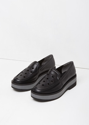 Robert Clergerie Ideal Platform Loafer $650 thestylecure.com